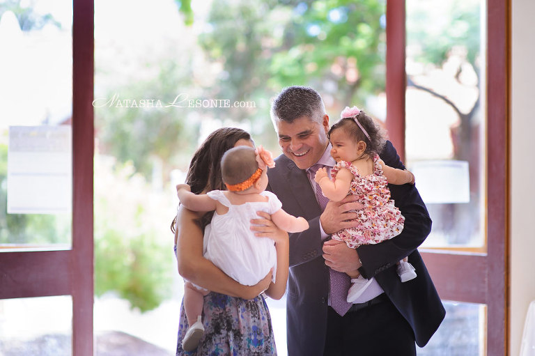 Baptism Photography in Sydney