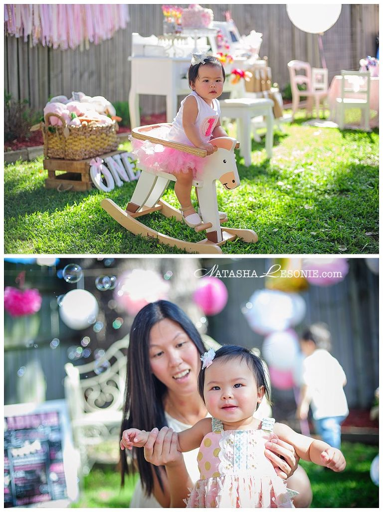 Kids Girls 1st Birthday Party Photography Sydney Pink Bunny Themed Ideas Cake And