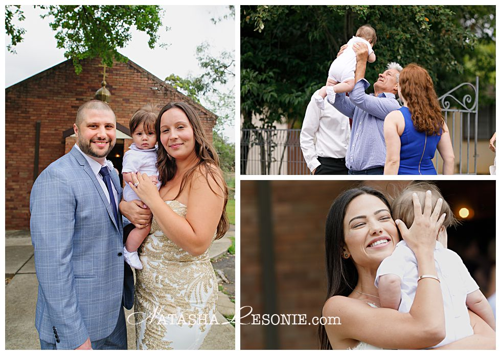 Christening Photography Session in Sydney