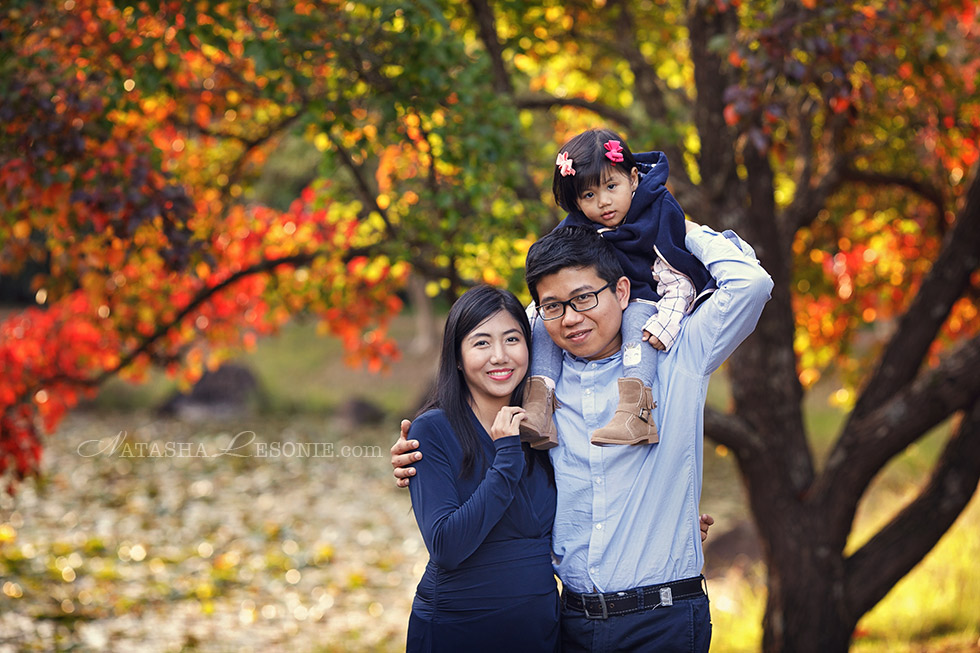 Family and kids portrait photography session in Sydney - natural and emotional