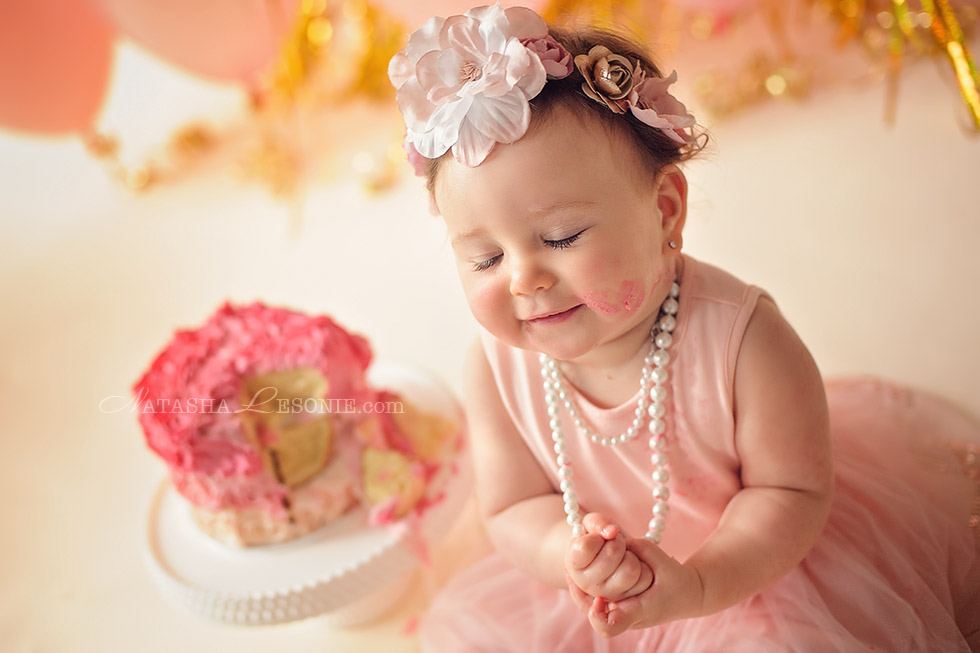 1st Birthday Cake Smash Photography in Sydney